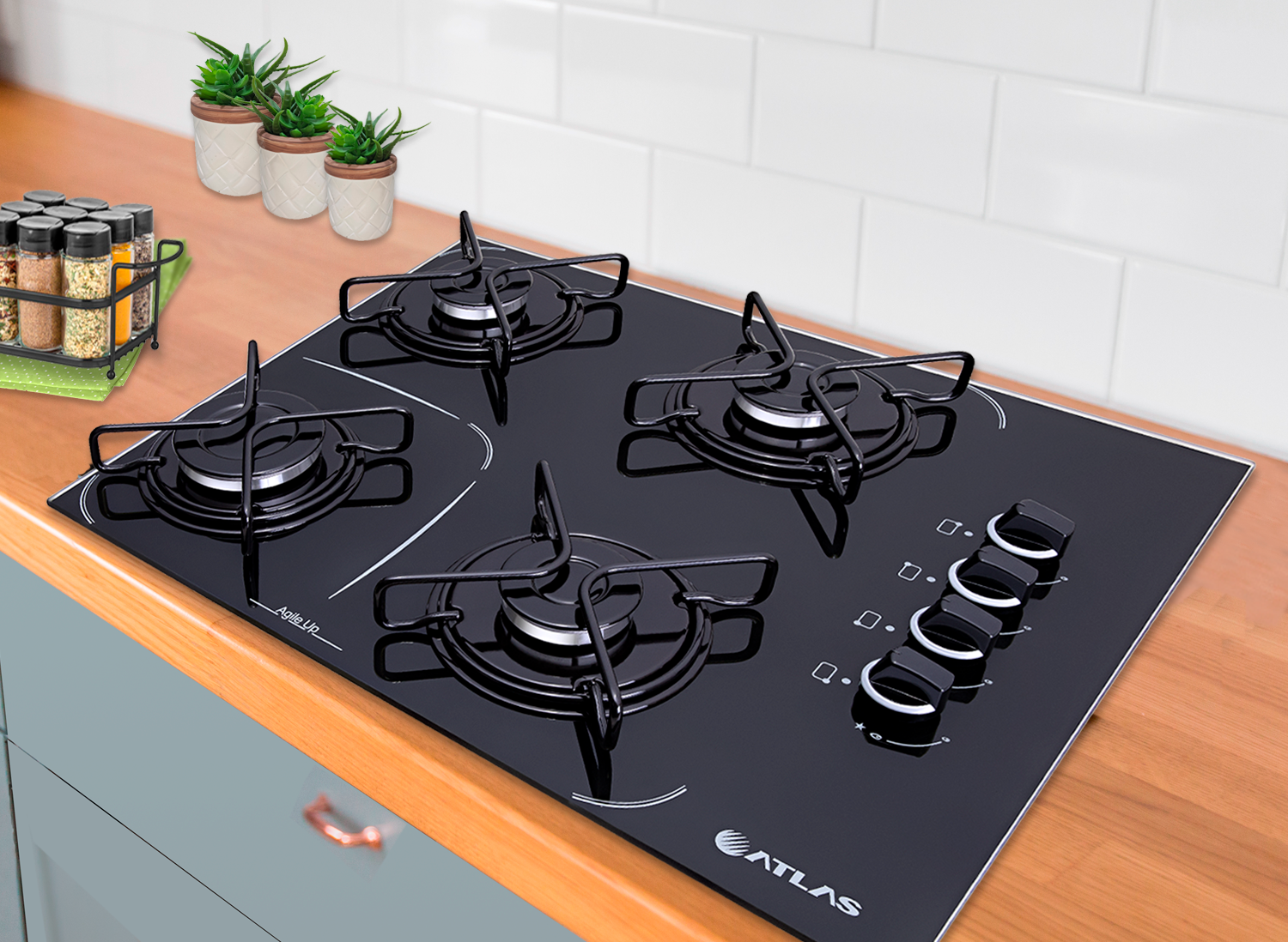 COOKTOP AGILE UP 4Q
